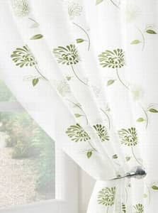 carnation voile green mtm