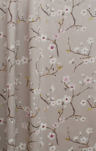 Emi Mulberry Made To Measure Curtains