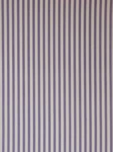 Ticking Stripe lavender