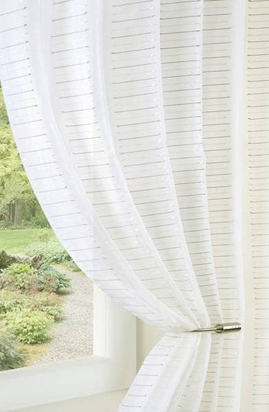 Mexico Natural Voile Panels