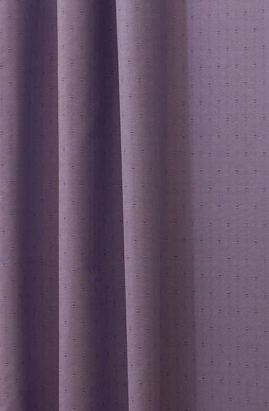 Solid Lilac Valance Curtain. Light Lavender Valance