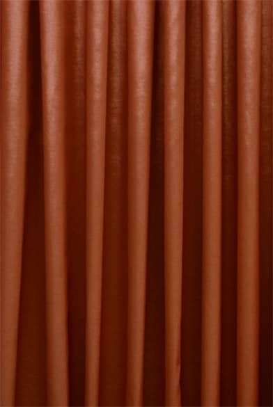 Shimmer Rust - Made to Measure Curtains