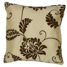 Damask Brown Cushion