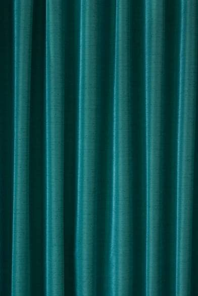 Milano turquoise made to measure curtains