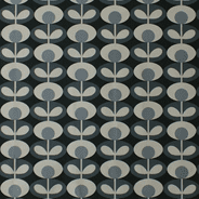 Oval Flower, Cool Grey