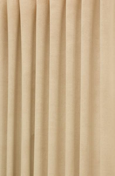 Hilton Velvet Cream Made To Measure Curtains
