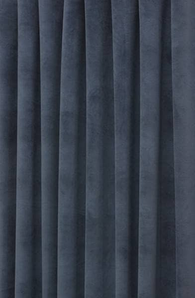 Curtains Ideas blue velvet curtains : Hilton Velvet Petrol Blue - Made to Measure Curtains