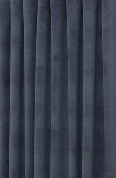 Hilton Velvet Petrol Blue - Made to Measure Curtains