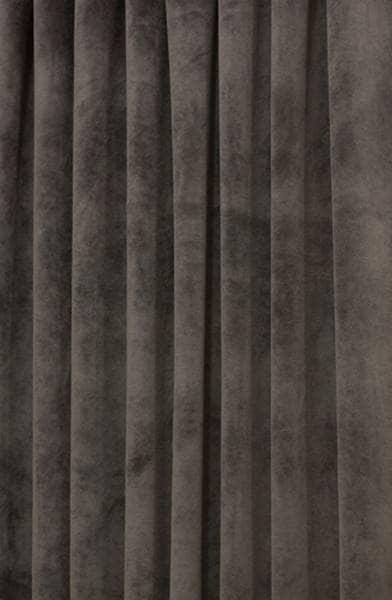 Black Velour Curtains