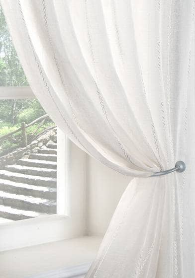 Chain White panels Voiles & Voile Panels