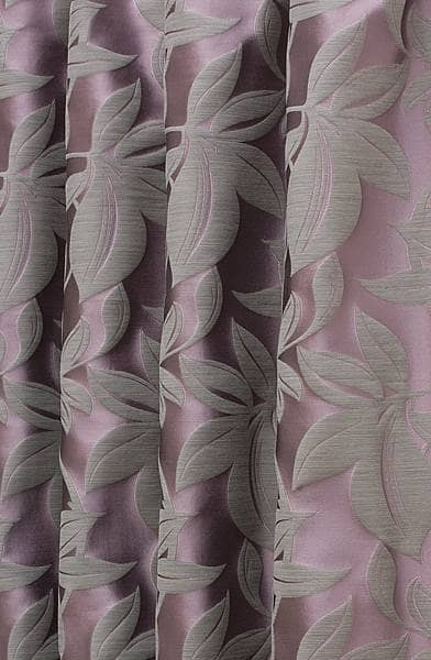 Viganello Lavender Made to Measure Curtains