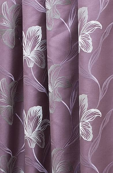 Melano Lavender Made to Measure Curtains