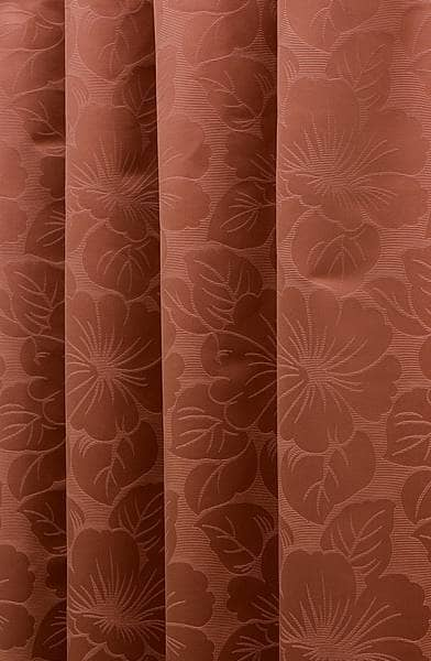 Pazzallo Burnt Orange Roman Blinds