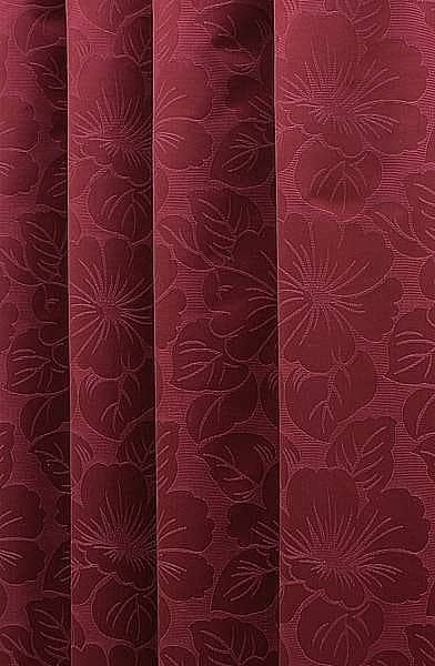 Pazzallo Burgundy Made To Measure Curtains