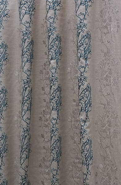 Amore Peacock Made to Measure Curtains
