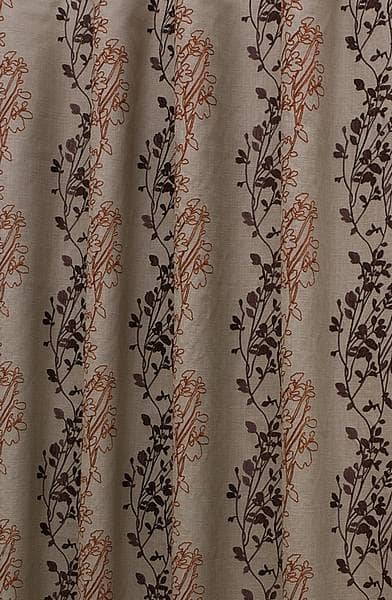 Amore Amber Curtain Fabric