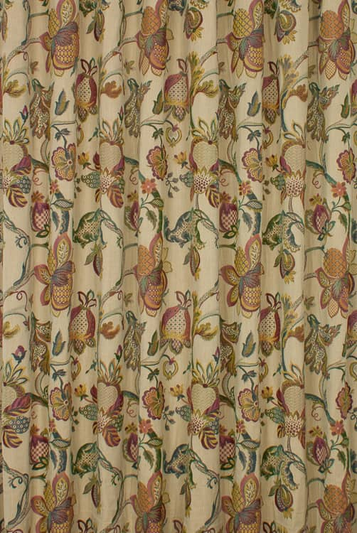 Jacobean Multi Made to Measure Curtains