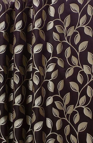 Nice Aubergine - Made to Measure Curtains