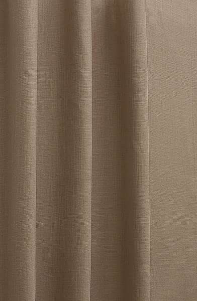Tete Taupe Roman Blinds