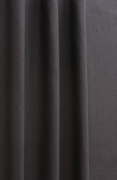 Tete Charcoal Roman Blinds