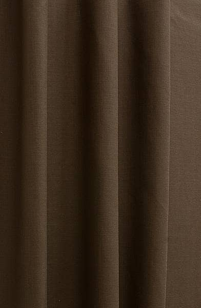 Tete Chocolate Curtain Fabric