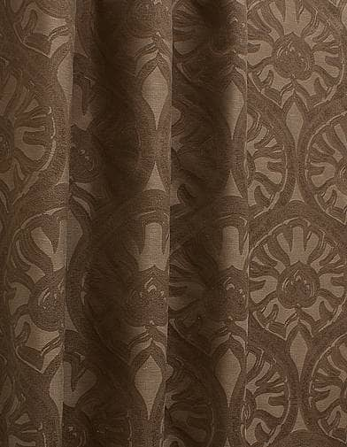 Tacuma Mocha Roman Blinds