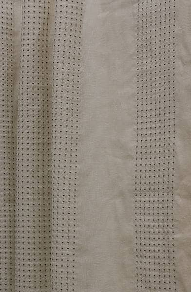 Macapa Latte Curtain Fabric