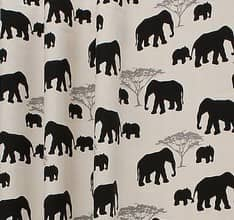 Elephants - Black