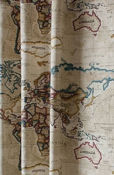 Atlas Antique Made to Measure Curtains