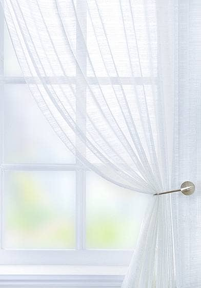 Lucerne White panels Voiles & Voile Panels