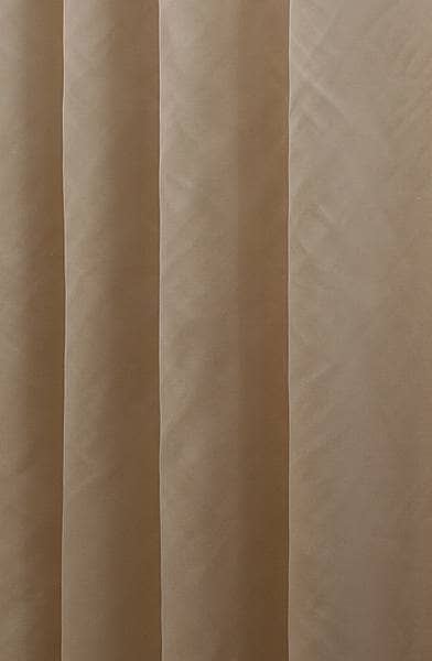 Asina Cream Curtain Fabric