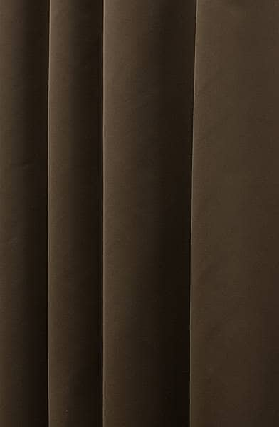 Asina Walnut Curtain Fabric