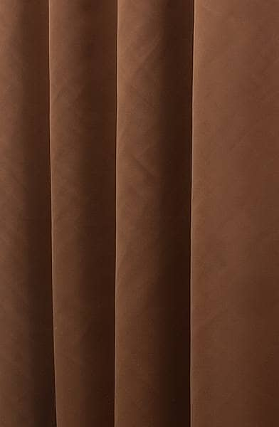 Asina Rust Roman Blinds