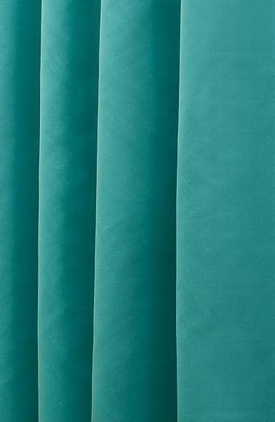 Asina Teal Made to Measure Curtains