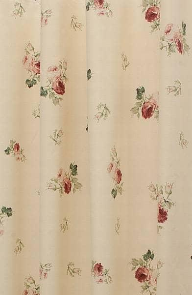 Rosanna Cream Curtain Fabric