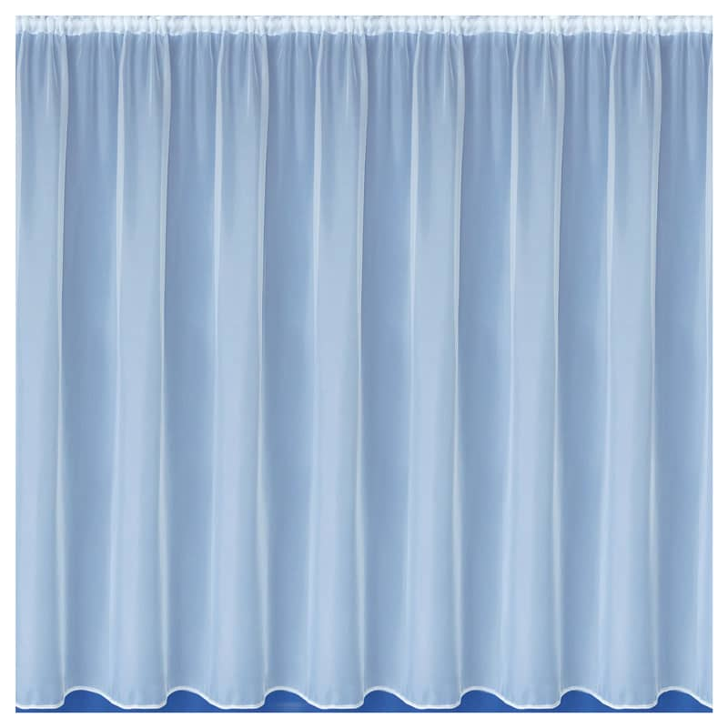 Hardwick White Net Curtains by Colour