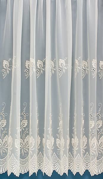 Winfarthing Cream Net Curtains