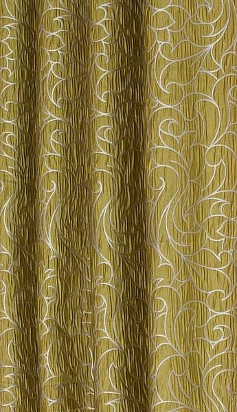 Makeda Wasabi  Curtain Fabric # Wasbak Fabriek_155207