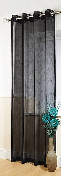 Boston Black Voiles & Voile Panels