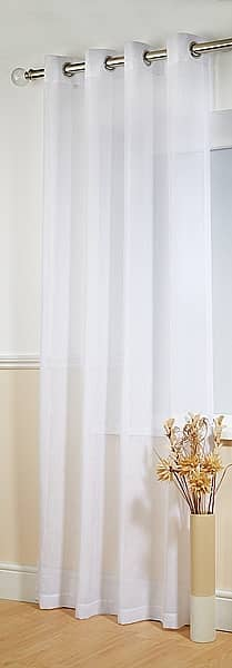 Boston White panels Voiles & Voile Panels