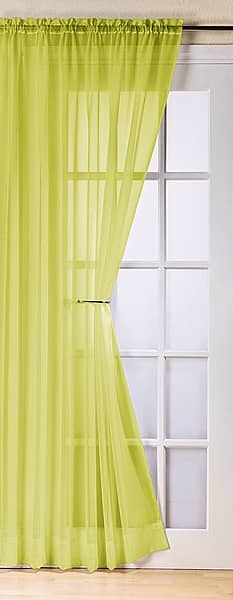 Trent Lime Voiles & Voile Panels
