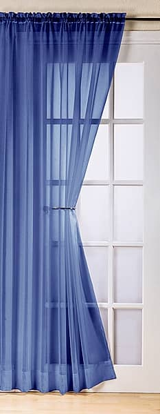 Trent Navy Voiles & Voile Panels