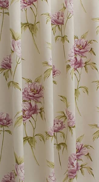 Somersby Rose Curtain Fabric