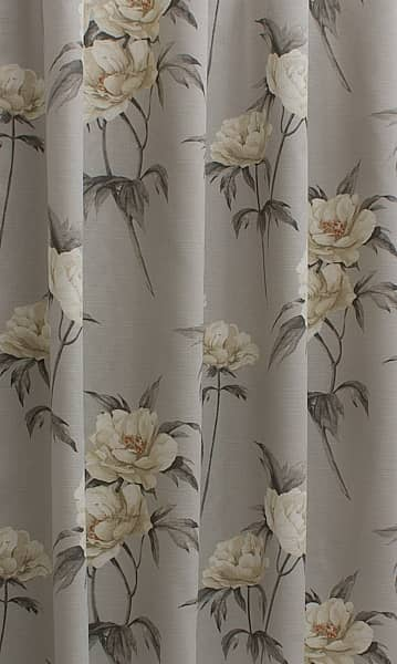 Somersby Flannel Curtain Fabric