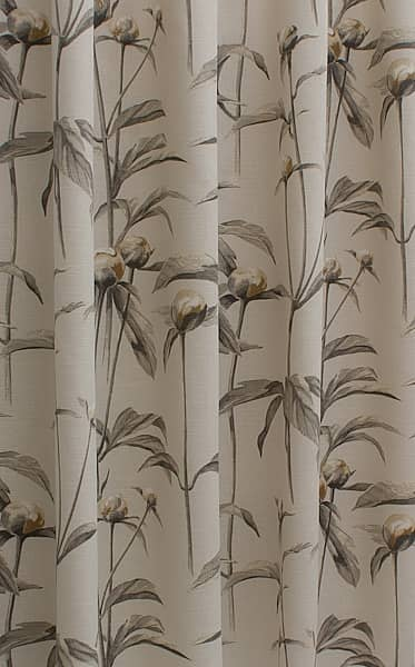 Clarendon Flannel Curtain Fabric