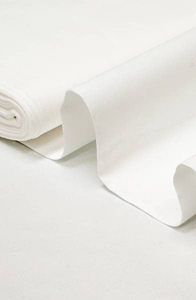 sateen white