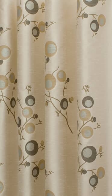 Laxey Natural Made to Measure Curtains