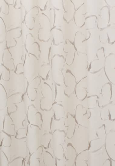 Renoir Taupe Curtain Fabric