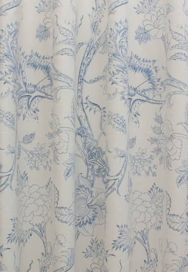 Harewood Wedgewood Made to Measure Curtains