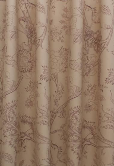 Harewood Claret Made to Measure Curtains
